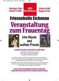 Frauentag Plakat 1